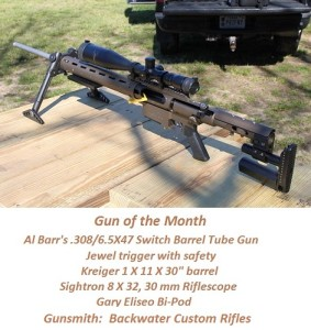 Al Barr switch barrel